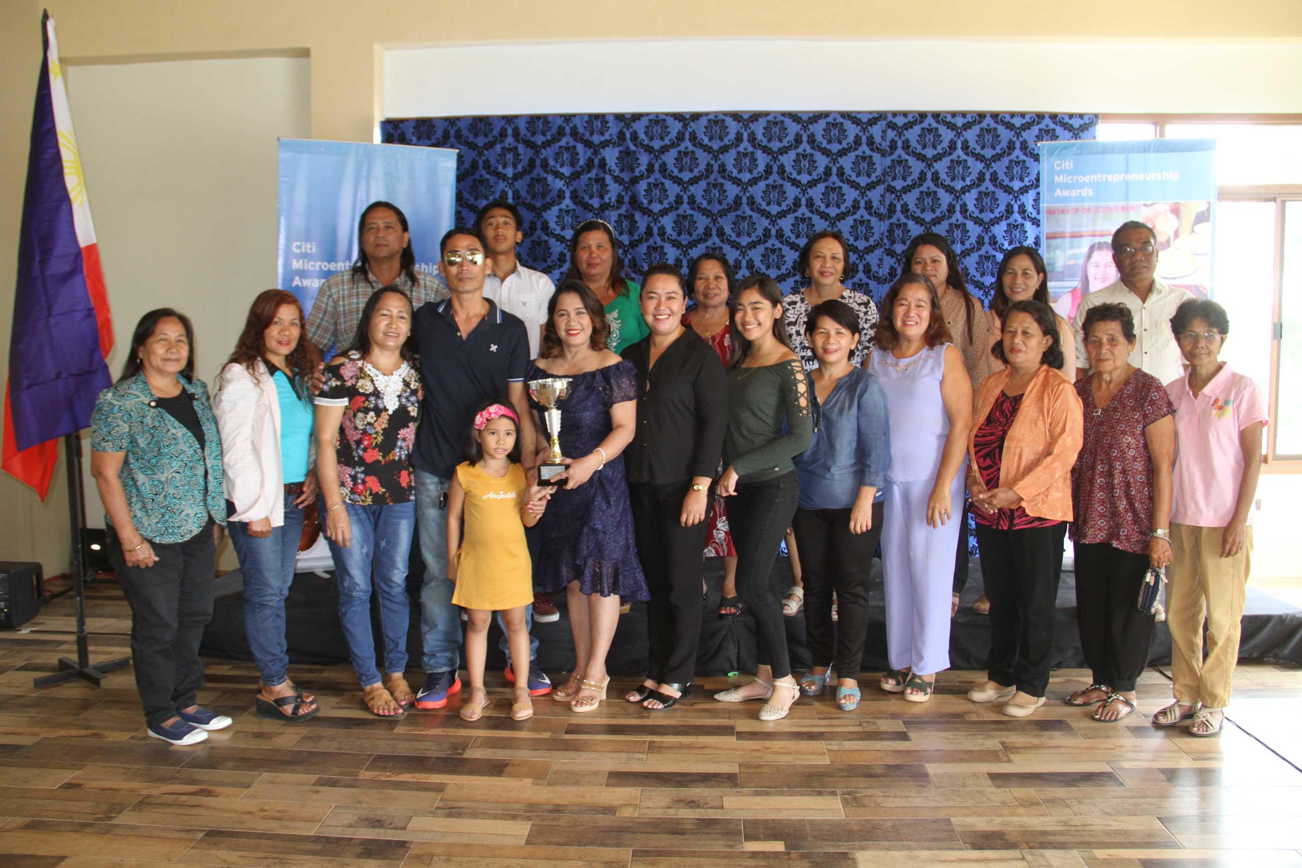 Ivy Millare's CMA Win Celebrated In Koronadal